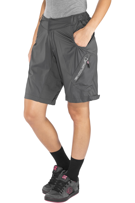 dd74033b4a Endura Hummvee Lite - Culotte corto sin tirantes Mujer - con pantalón  interno gris